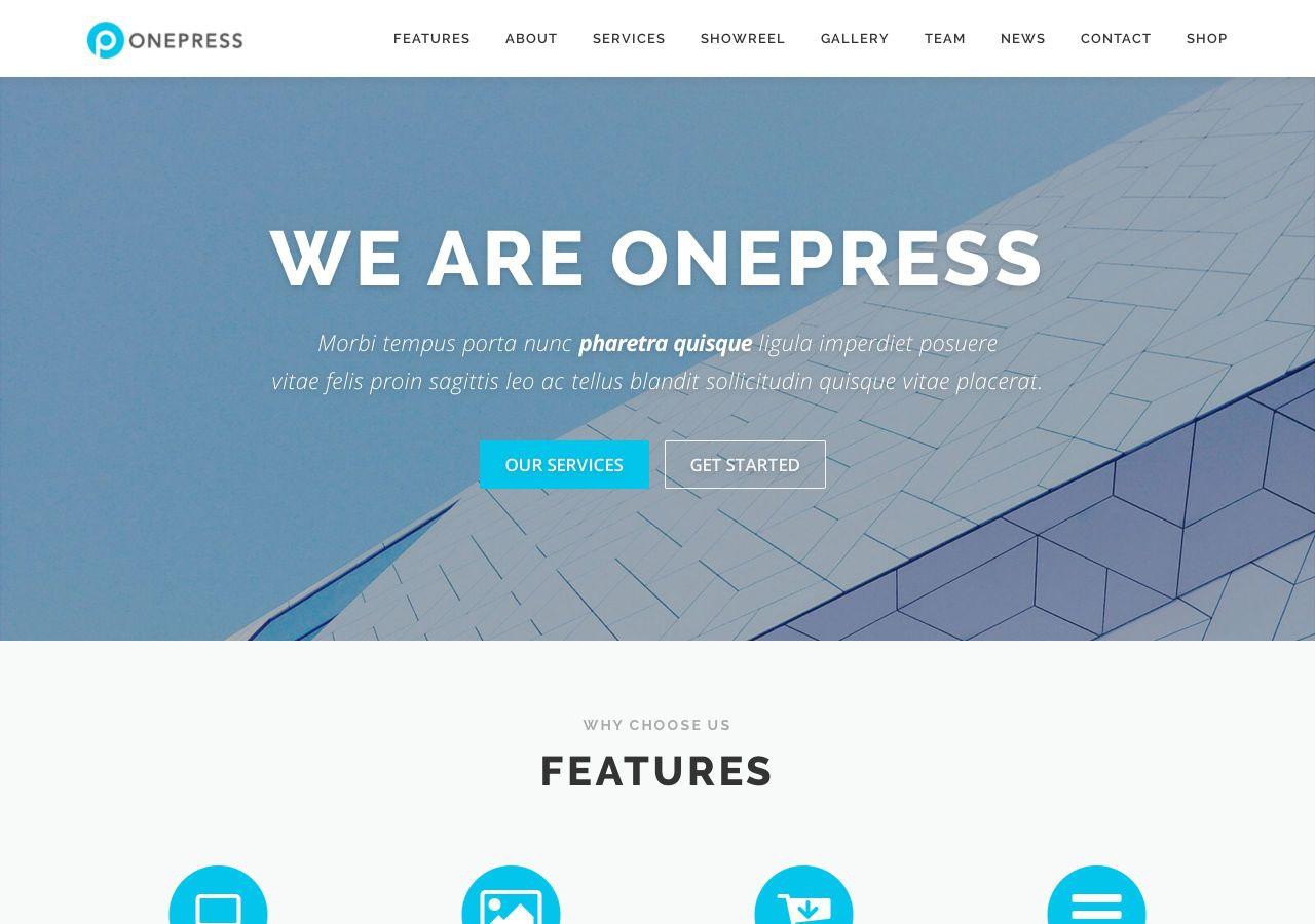 20+ Best Free Responsive Business WordPress Themes – FRT